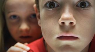 Как избавить ребенка от страха