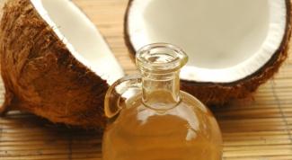 Как использовать кокосовое масло
