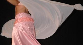 Как сшить юбку для танца живота