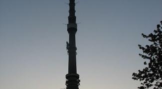 Как попасть на останкинскую башню