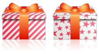 Как рисовать подарки