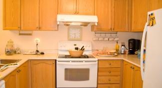 Как покрасить стены в кухне