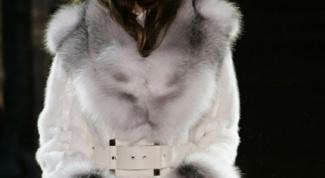 Как носить меха