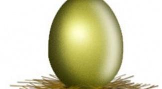 Как нарисовать яйцо