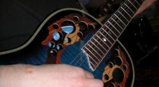 Как добавить в Guitar Hero 3 свои песни
