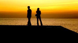 Как расстаться красиво с мужчиной