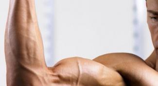 Как накачать мышцы груди и рук