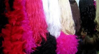 Как покрасить искусственные волосы