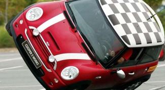 Как научиться чувствовать габариты авто