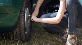 Как менять шины