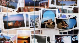 Как отобразить содержимое фотографий