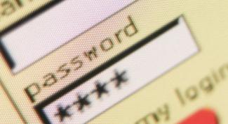 Как отменить сохранение пароля