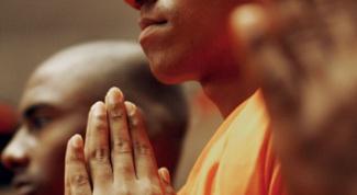 Как принять буддизм