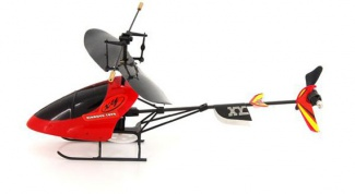 How to make a RC helicopter with your hands