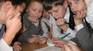 Как написать программу для начальной школы