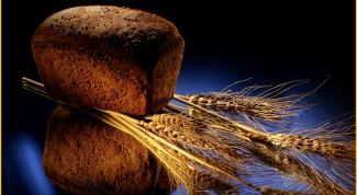 Как приготовить черный хлеб