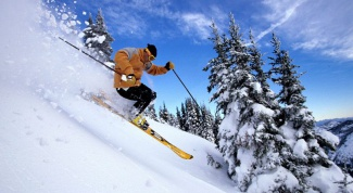 Как отрегулировать крепления горных лыж