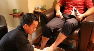 Как лечить стопы ног