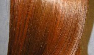 Как окрасить волосы басмой
