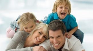 Как определиться в семье