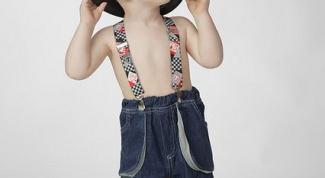 Как снимать мерки с ребенка