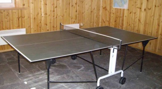 How to make table tennis
