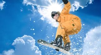 Как научиться прыгать на сноуборде