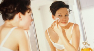 Как смывать макияж