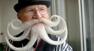 Как нарастить бороду