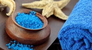 Как принимать ванну с морской солью