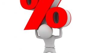 Как посчитать процент за пользование денежными средствами?