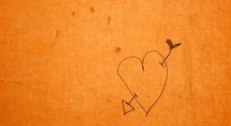 Как рисовать сердце карандашом