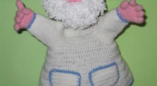 Как сделать куклу-перчатку