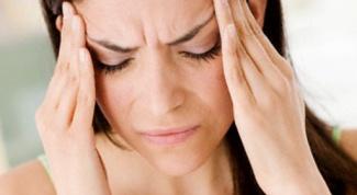 Как снять мигрень