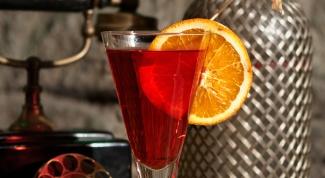Как пить Мартини Россо
