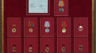 Как оформить медали