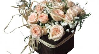 Как упаковать букет цветов