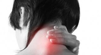 How to straighten the cervical vertebrae