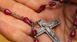 How to wear a pectoral cross