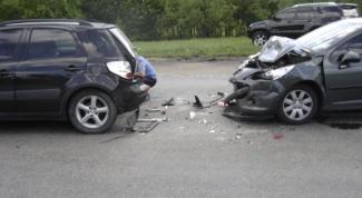 Как вызвать ДПС при аварии