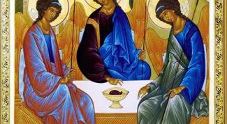 Как праздновать троицу