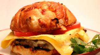 Как приготовить горячие бутерброды