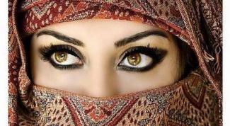 How to tie a headscarf Muslim women
