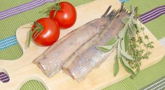 How to keep herring