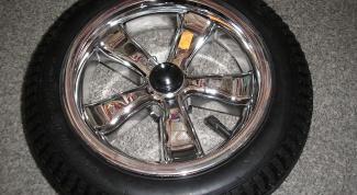 Как починить колесо