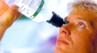 Как очистить глаза