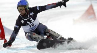 Как подобрать доску для сноуборда