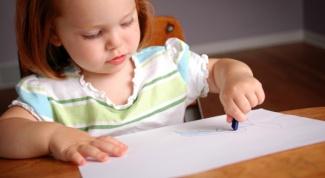 Как научить детей рисовать животных