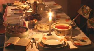 Как носить правильно вечерю