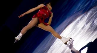 Как научиться крутиться на коньках